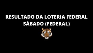 Resultado da loteria federal de hoje 19hs 18-11-2020