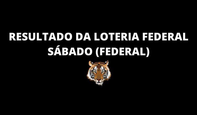 Resultado da loteria federal de hoje 19hs 24-04-2021
